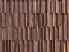 Rivestimento tridimensionale in legno per interniNOTES - WONDERWALL STUDIOS