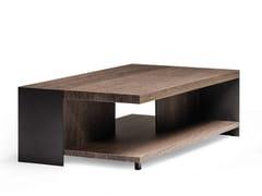 Tavolino quadrato in legno NOTH | Tavolino quadrato -