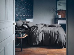 Coordinato letto a tinta unita in linoNOUVELLE VAGUE | Coordinato letto - ALEXANDRE TURPAULT