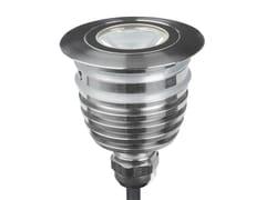 Faretto per esterno a LED in acciaio inox da incassoNOVA - ADHARA