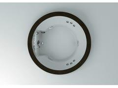 Vasca da bagno centro stanza idromassaggio rotondaNOVA | Vasca da bagno centro stanza - JACUZZI® EUROPE