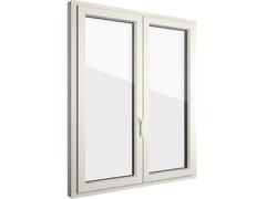 Finestra in alluminio e PVC FIN-90 Nova-line Plus N - FIN-90