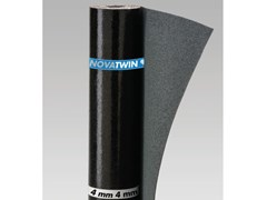 Membrana prefabbricata bituminosaNOVA TWIN - SOPREMA