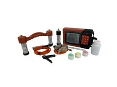 Sistema di analisi elettrochimica della corrosioneNOVASCAN C310A - NOVATEST