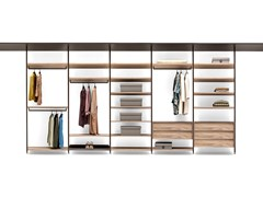Cabina armadio componibile in legnoNOVEL   Cabina armadio - MD HOUSE