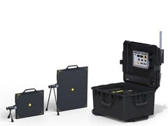 NOVATEST, NOVO DR Strumento di misurazione e rilevamento digitale a raggi X