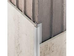 EMAC Italia, NOVOCANTO® ARROW Profilo paraspigolo in alluminio