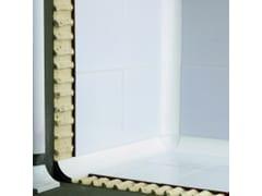 Bordo antibatterico per pavimenti per rivestimentiNOVOESCOCIA® 2 ALUMINUM | Bordo antibatterico - EMAC ITALIA