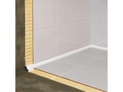 Bordo antibatterico in alluminio per pavimenti per rivestimentiNOVOESCOCIA® 5 ALUMINUM | Bordo in alluminio - EMAC ITALIA