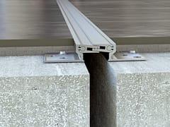 Giunto per pavimento in alluminioNOVOJUNTA® PRO METAL 30 - EMAC ITALIA