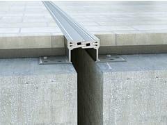 Giunto per pavimento in alluminioNOVOJUNTA® PRO METAL 50 - EMAC ITALIA
