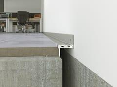 Giunto per pavimento in alluminioNOVOJUNTO® PRO METAL 45 - EMAC ITALIA