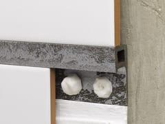 Bordo decorativo per pavimenti per rivestimentiNOVOLISTEL® MAXIFUSION - EMAC ITALIA