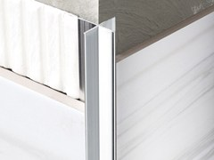 Profilo paraspigolo in alluminioNOVOPILASTRA - EMAC ITALIA