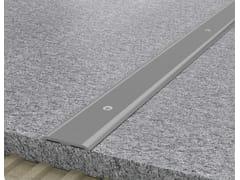 Profilo paragradino in alluminioNOVOPLETINA® ALUMINUM - EMAC ITALIA