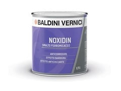 BALDINI VERNICI, NOXIDIN SMALTO FERROMICACEO Smalto antiruggine per ferro a finitura antichizzante