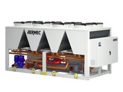 Refrigeratore ad acqua / Refrigeratore ad ariaNSM Freecooling - AERMEC