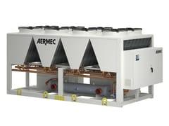 Refrigeratore ad acqua / Refrigeratore ad ariaNSM Glycolfree - AERMEC