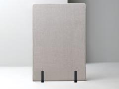 Divisorio ufficio freestanding in tessutoNUCLEO | Divisorio ufficio freestanding - MARTEX