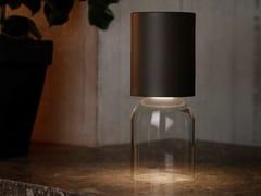 Lampada portatile ricaricabile a LEDNUI MINI - LUCEPLAN