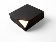 Segnapasso a LED a pareteNUKAV - MODULAR LIGHTING INSTRUMENTS