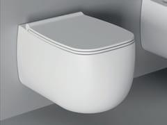 Sedile wc in stile modernoNUR | Sedile wc - ALICE CERAMICA