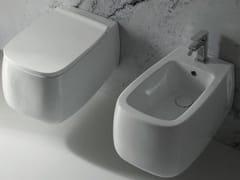 Wc sospeso in ceramicaNUR | Wc sospeso - ALICE CERAMICA