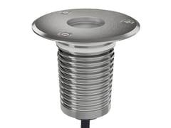 Faretto per esterno a LED in acciaio inox da incassoNUXY - ADHARA