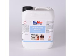Prodotto per la pulitura delle facciateDetergente neutro - BIGMAT ITALIA