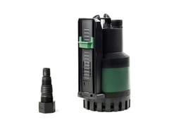 Pompe sommergibili con installazione verticale e segnalazione elettronica del livelloNova Up MAE - DAB PUMPS