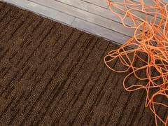 Tappeto a tinta unita in fibra sinteticaO SOLE MIO CORTECCIA - G.T.DESIGN