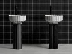 Lavabo freestanding in marmoO24 | Lavabo - ANTONIO LUPI DESIGN®