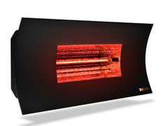 Stufa da esterno ad infrarossi con lampade alogeneOASI HT - RADIALIGHT BY ERMETE GIUDICI