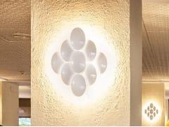 Applique a LED a luce indiretta OBOLO 6488 - Obolo