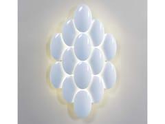 Applique a LED a luce indiretta OBOLO 6489 - Obolo
