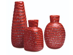 Vaso fatto a mano in vetro soffiatoOCCHI - VENINI