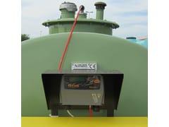 Impianto di produzione e distribuzione dell'energiaOCIO - EMILIANA SERBATOI