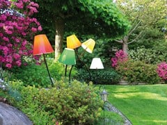 Lampada da terra per esterno in plastica con braccio flessibileOCTOPUS OUTODOOR - TOP LIGHT