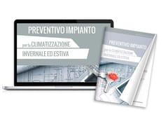 IDROSISTEMI, OFFER PLANNING Dimensionamento e preventivazione impianti alta efficienza