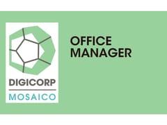 DIGI CORP, OFFICE MANAGER Gestione ufficio, archiviazione