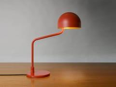 Lampada da scrivania a LED orientabile in alluminio verniciato a polvereOFFICER FOOT - RE-VOLT