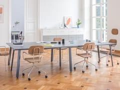 Tavolo da riunione rettangolare OGI | Tavolo da riunione rettangolare - Ogi
