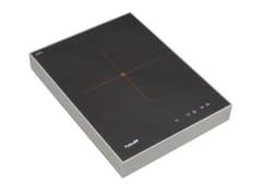Piano cottura a induzione singoloOGNIDOVE C/7321240 1Z BLK/INOX - FOSTER