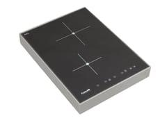 Piano cottura a induzioneOGNIDOVE C/7322240 2Z BLK/INOX - FOSTER