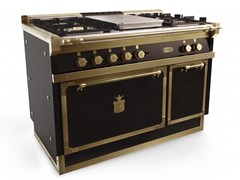 Cucina a libera installazione professionale in acciaioOGS128SP   Cucina a libera installazione - OFFICINE GULLO