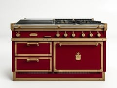 Cucina professionale in acciaioOGS148 | Cucina a libera installazione - OFFICINE GULLO