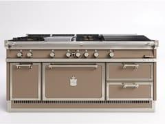 Cucina professionale in acciaioOGS188 | Cucina a libera installazione - OFFICINE GULLO