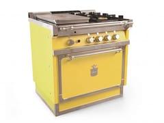 Cucina a libera installazione professionale in acciaioOGS88SP   Cucina a libera installazione - OFFICINE GULLO
