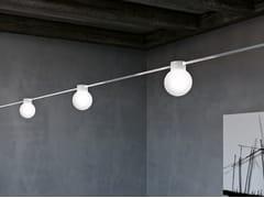 Lampada a sospensione a LED su cavi in polietileneOH!-C - LINEA LIGHT GROUP