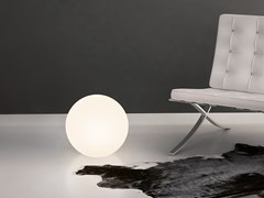 Lampada da terra a LED in polietileneOH!_FL - LINEA LIGHT GROUP